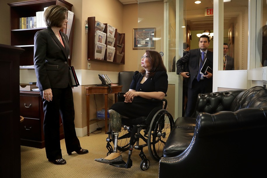 Sen. Tammy Duckworth introduces legislation to protect immigrant vets from deportation