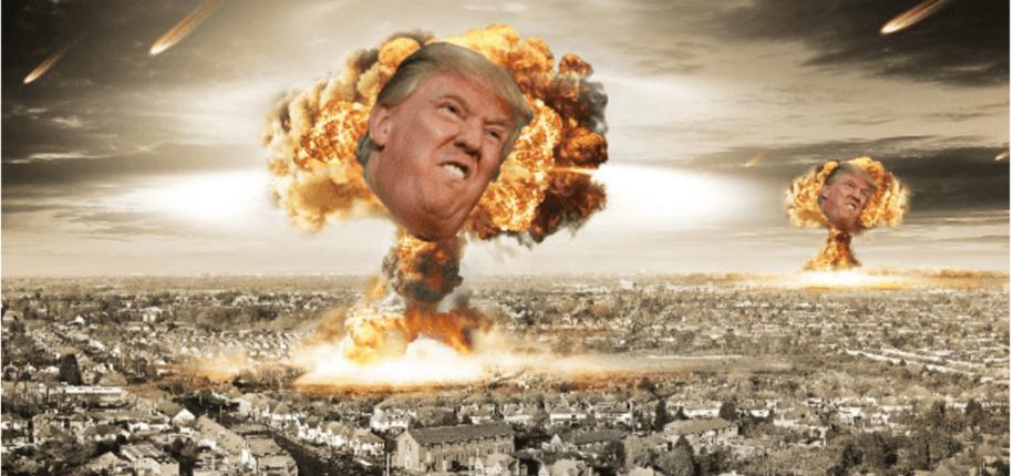 Trump as nuke
