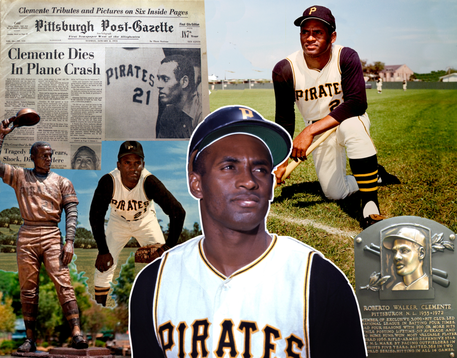 a biography of roberto clemente walker a track and field athlete Athletes have taken great strides all throughout this century but few can compare to those of jesse owens the junior high track coach no other athlete in.