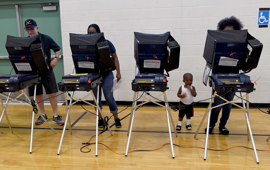 Three women claim ignorance on voter fraud—one gets five years, another gets eight, and one gets off