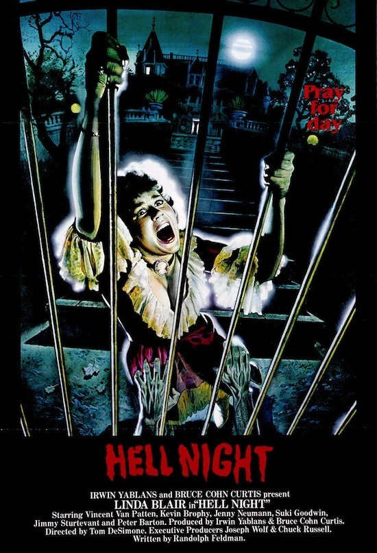 Halloween Movie Guide 2017 - Day 10; HELL NIGHT