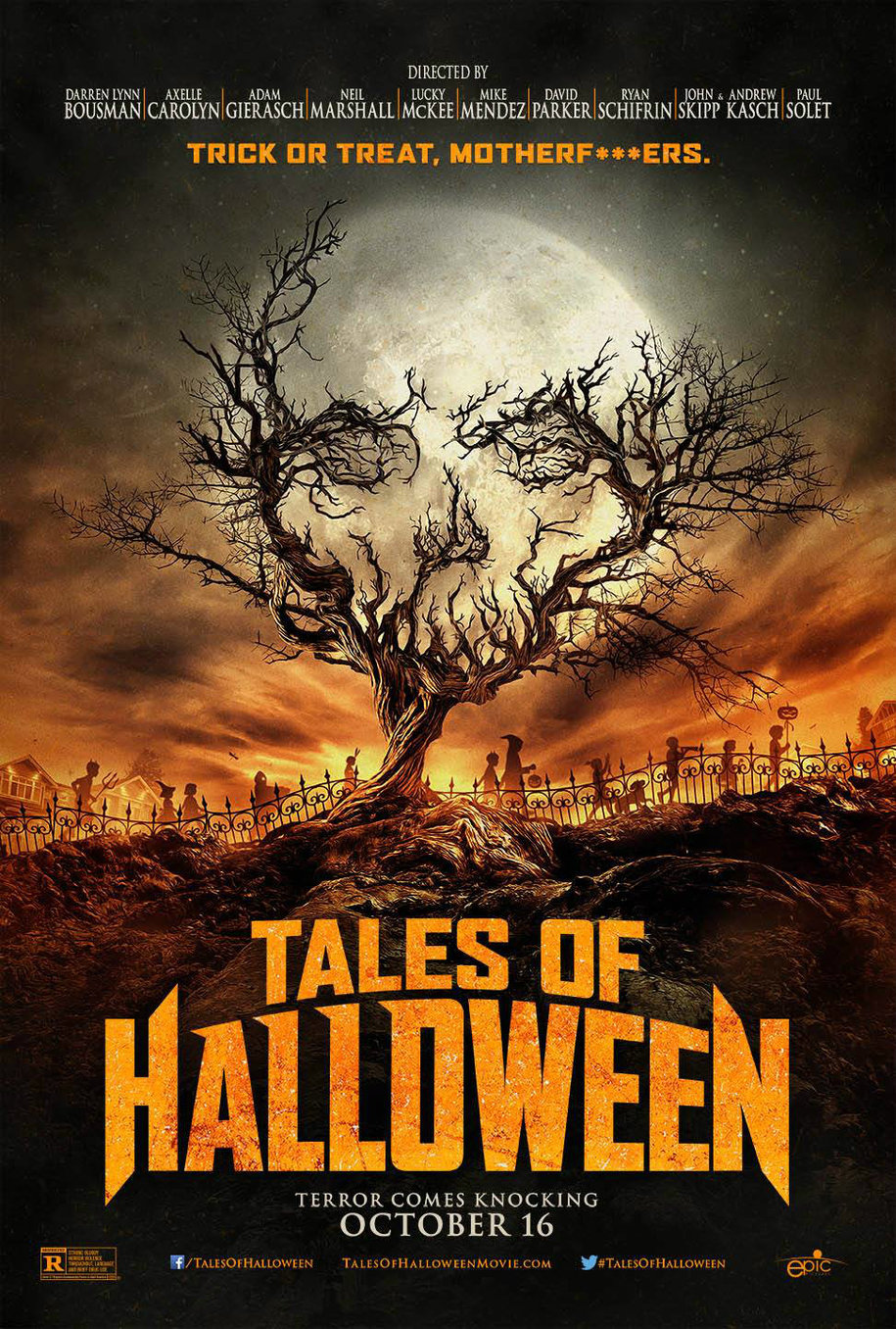 Halloween Movie Guide 2017 - Day 24; TALES OF HALLOWEEN