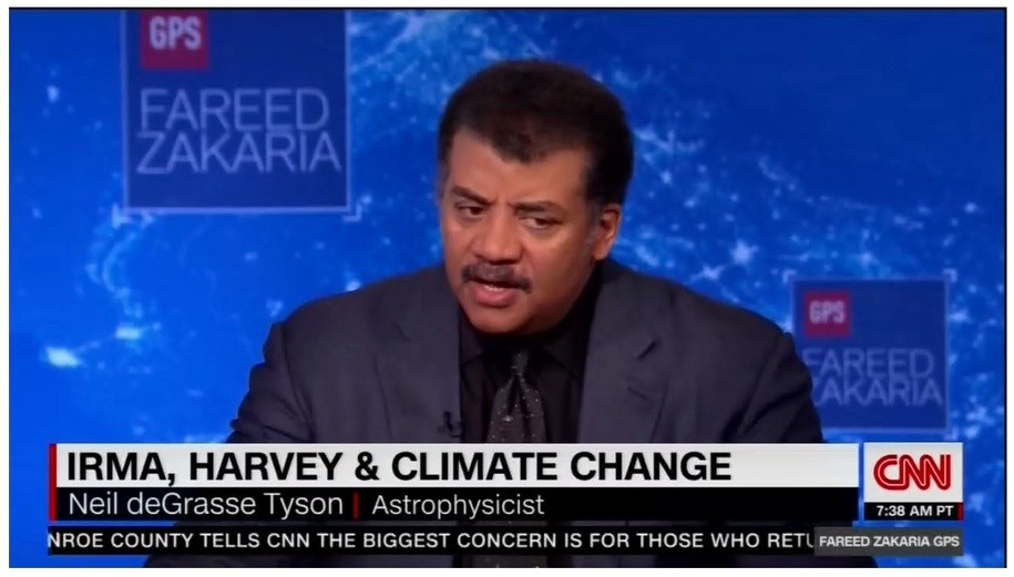 'We might not recover': Neil deGrasse Tyson gets emotional and sounds the alarm. All the alarms.