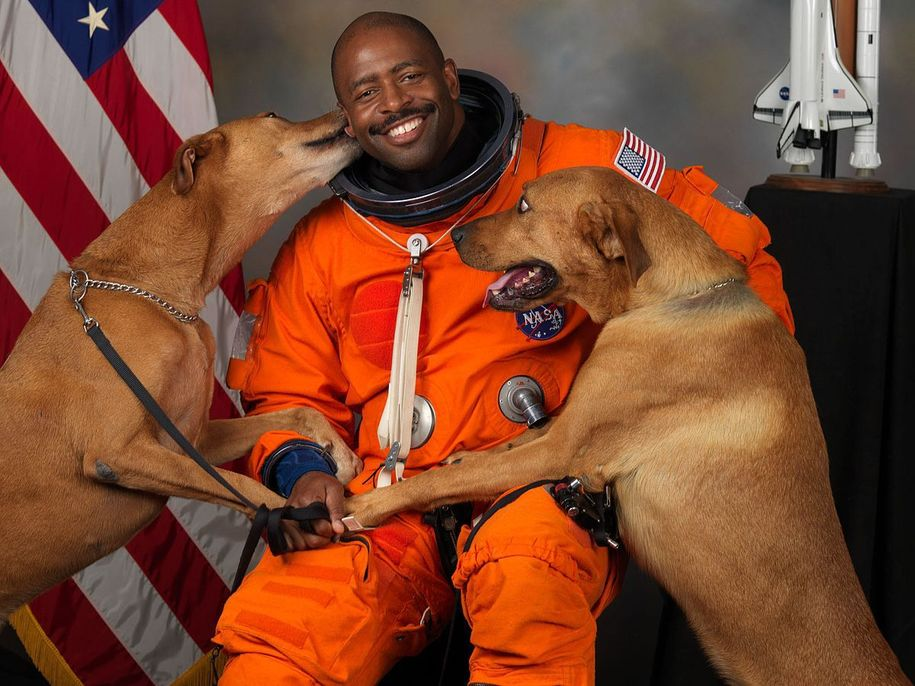 Leland Melvin, ex-astronaut and NFL player, calls out Trump: have you no decency?