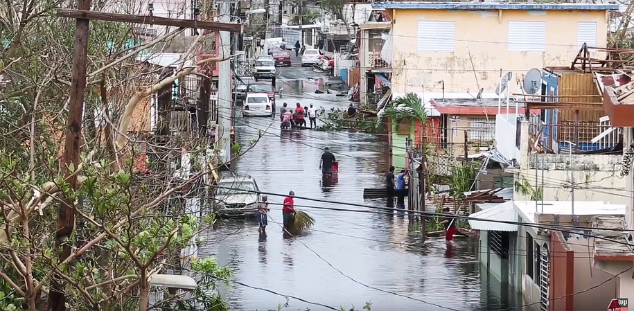 3.5 million Americans face disease & death in Puerto Rico. What the hell is Trump doing?