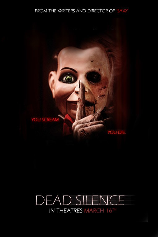 Halloween Movie Guide 2017 - Day 13; DEAD SILENCE