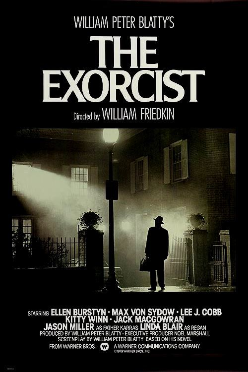 Halloween Movie Guide 2017 - Day 23; THE EXORCIST