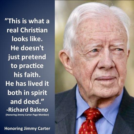 Happy Birthday President Carter