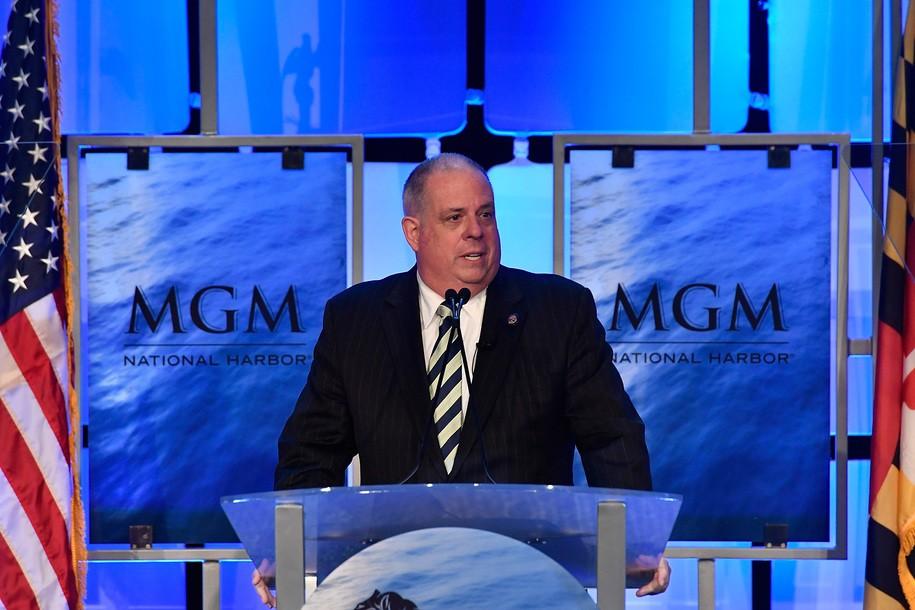 35 percent of Maryland Democrats support Republican Gov. Hogan over Ben Jealous, poll finds
