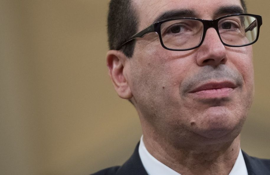 Treasure Secretary Steven Mnuchin 'declines' to appear before House Ways and Means Committee