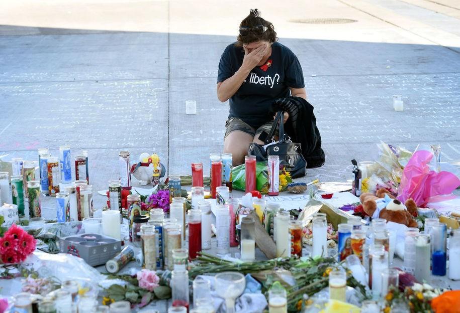 Police in three states arrest men threatening mass shootings