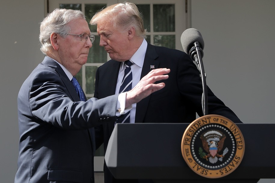 How do you save the country in 2018? End Mitch McConnell's stranglehold on the Senate