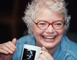 Molly Ivins publicity shot