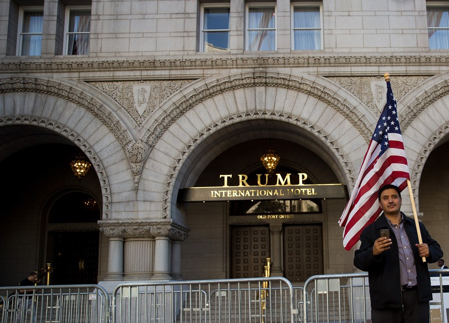 NBC News: Agents for at least 22 foreign governments have spent money at Trump's properties