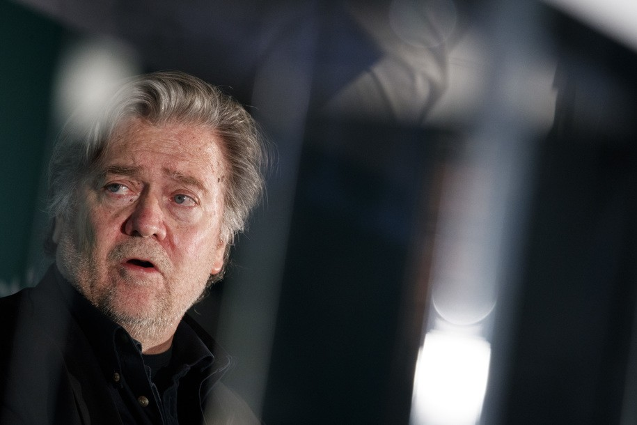 Cambridge Analytica was suppressing Democratic votes, and promoting Putin, all on Bannon's orders