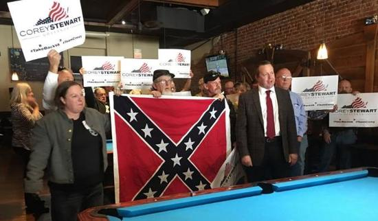 Stewart_with_Confederate_Flag.jpg