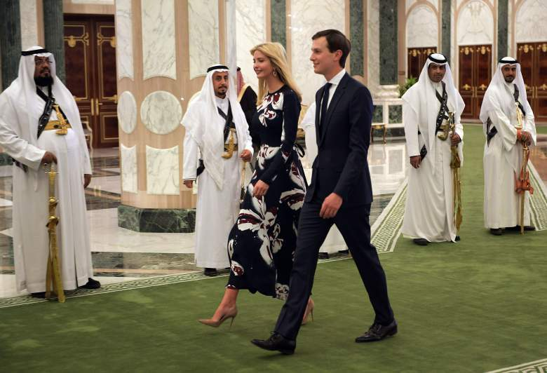 Image result for Jared and saudi arabia