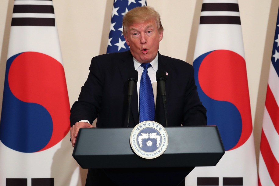 South Korea signs defense agreement with China after Trump's negotiators walk out on US-Korea talks