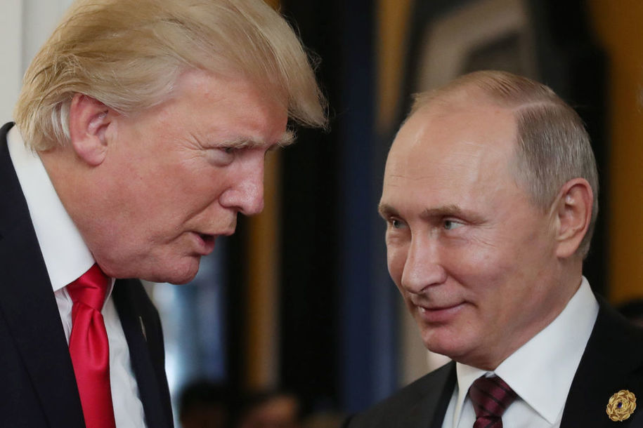 Steele Dossier said information didn't just go from Russia to Trump, it went from Trump to Russia