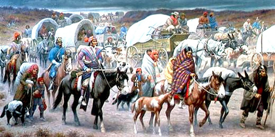 America's Continuing Trail of Tears