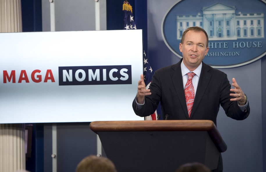 Mulvaney's plan for Trump: Have more rallies. Lots and lots of rallies.