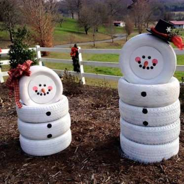 add to blog - Redneck Christmas Decorations