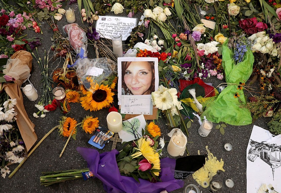 The frustrating reason Charlottesville victim Heather Heyer isn't in the FBI's hate crime report