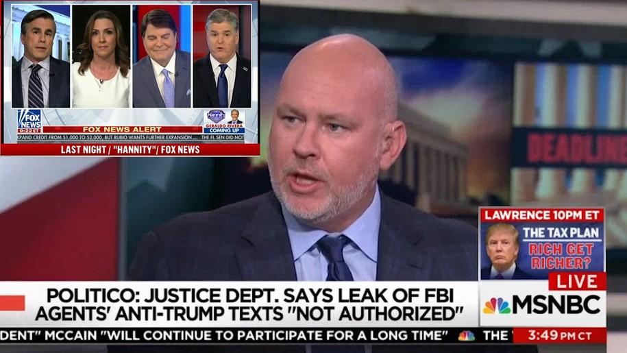 MSNBC Panel berates Fox News for dishonest rant: 'Useless