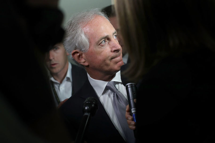 Bob Corker may reconsider retirement, setting up Republican battle in Tennessee