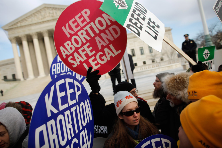 Honoring International Women's Day, Mississippi passes the most restrictive abortion bill in the US