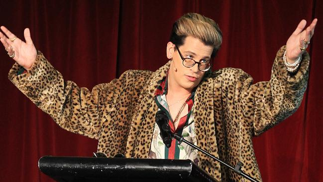 Milo Yiannopoulos named grand marshal for 'straight pride' parade