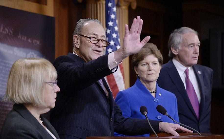 Dear Senate Democrats, let's make a deal: We don't beat you up over Trump judges, you fix it in 2021