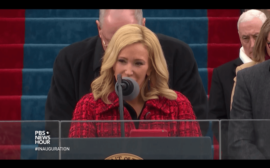 Trump's spiritual adviser claims she literally traveled to heaven and saw the face of God