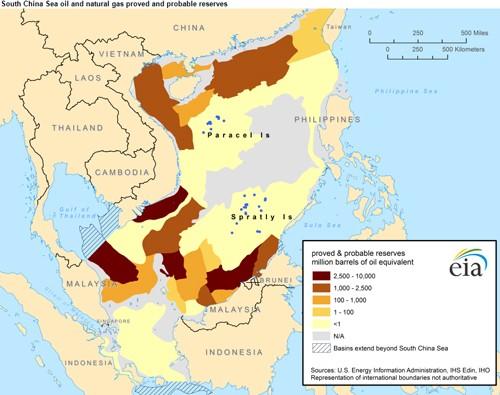 Map Of Asia Vietnam War.Vietnam Was An Oil War