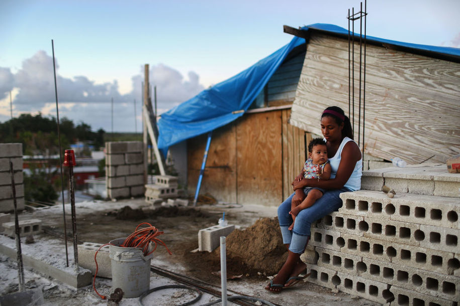 Suicides are up in Puerto Rico since Hurricane Maria, as the government abandons the island