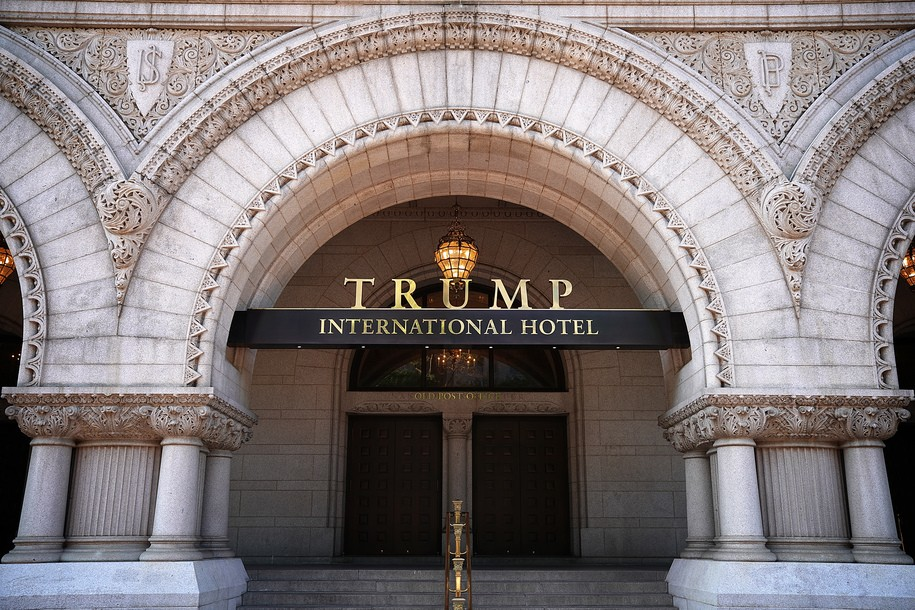 Good news: A federal judge breathes new life into D.C. and Maryland's emoluments suit against Trump