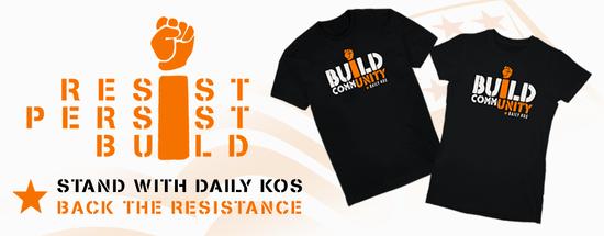 Daily Kos T-Shirt Ad