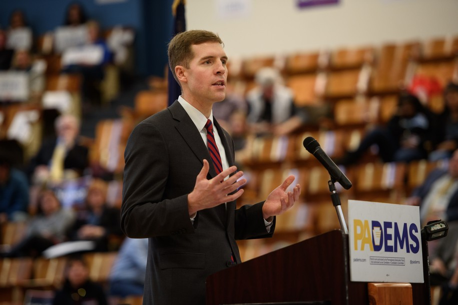 Daily Kos congratulates Conor Lamb on his victory in Pennsylvania's 18th Congressional District