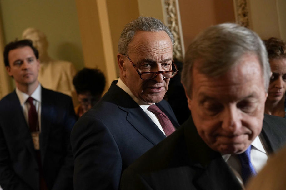 Senate Democrats coming around to the necessity of killing the filibuster