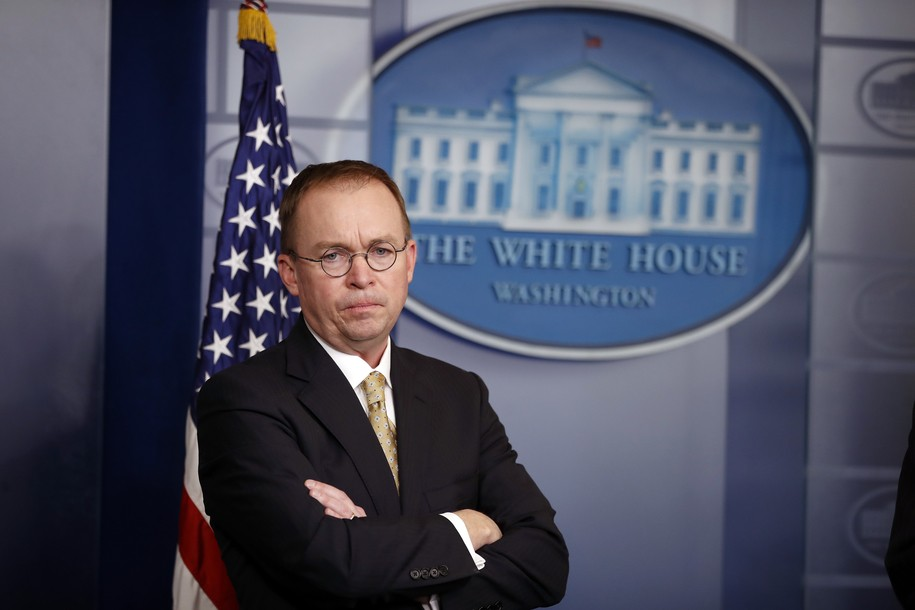 Mulvaney doesn't deny new testimony that he made 'agreement' with Sondland