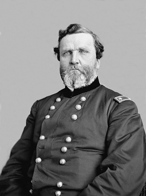 Gen. George Henry Thomas, a Virginian who fought with the Union.