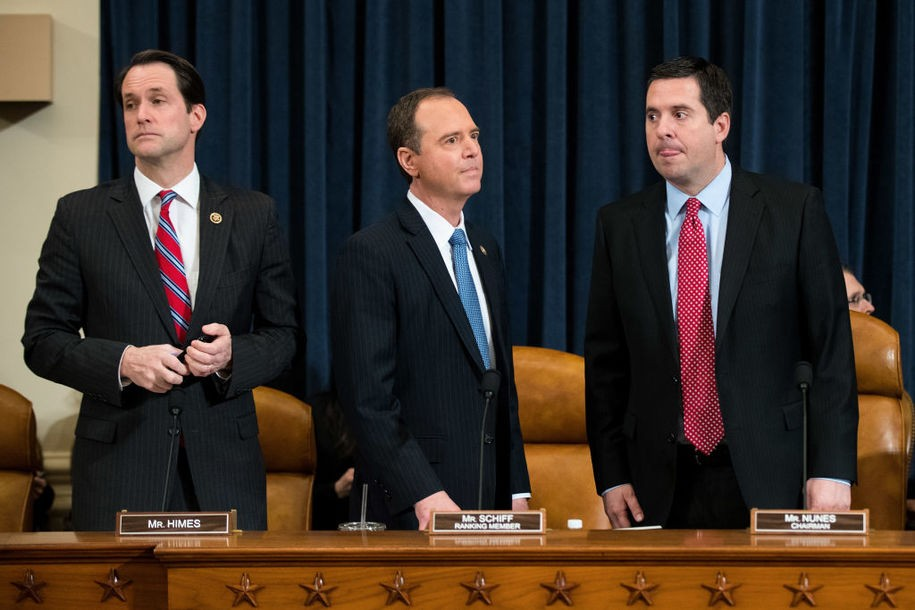 Republicans insists Intelligence Committee needs to stop being so partisan ... if Democrats run it