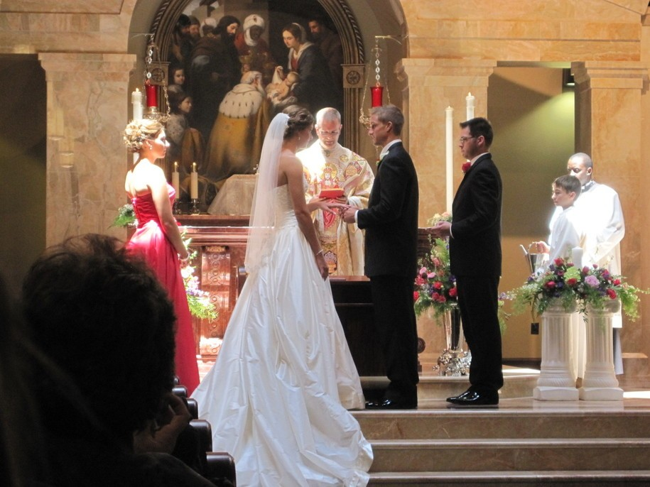 Only Marriage In A Solemnized Union That Takes Place Inside Church Is Legal