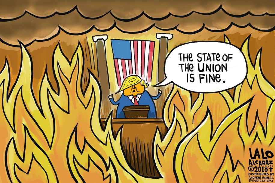 cartoon this is fine
