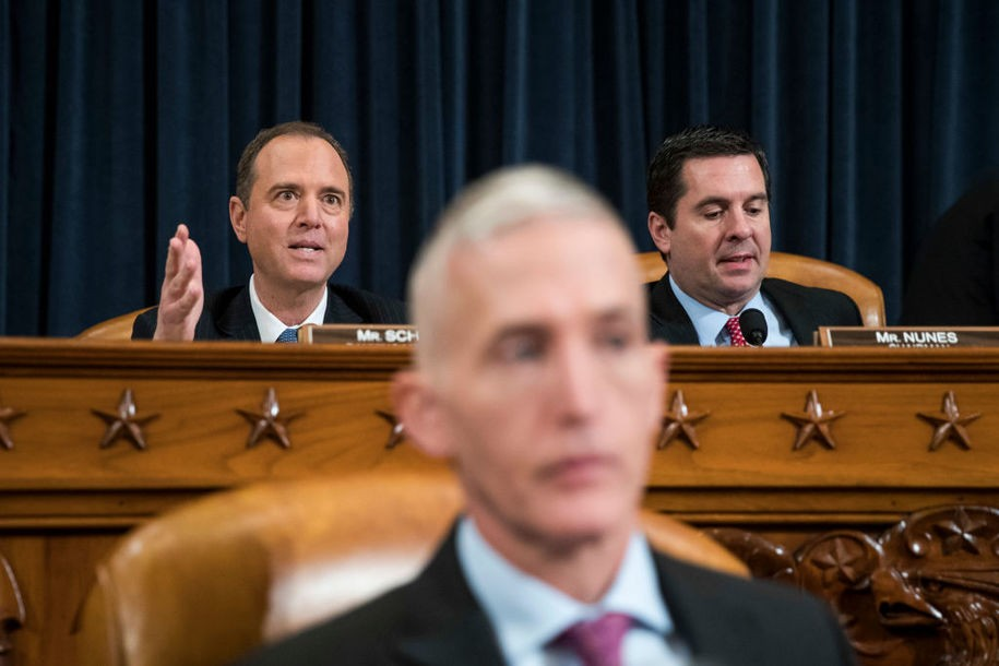 Republicans unconcerned that witnesses flat-out lied as they wrap up House 'investigation'