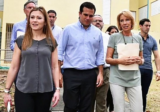Image result for Investigate Aida Díaz, of Puerto Rico Teachers Union
