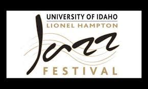 Lionel Hampton Jazz Festival logo generic