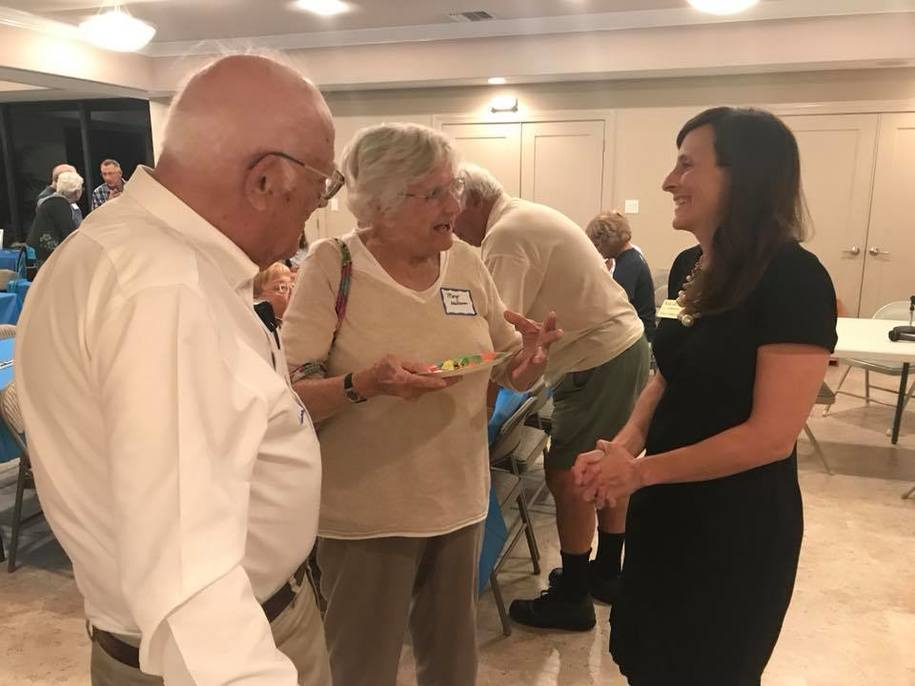 Florida woman wins Democrats' 36th red-to-blue flip, Florida man continues to live in infamy