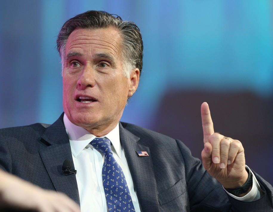 Why Mitt Romney must demand Trump's impeachment
