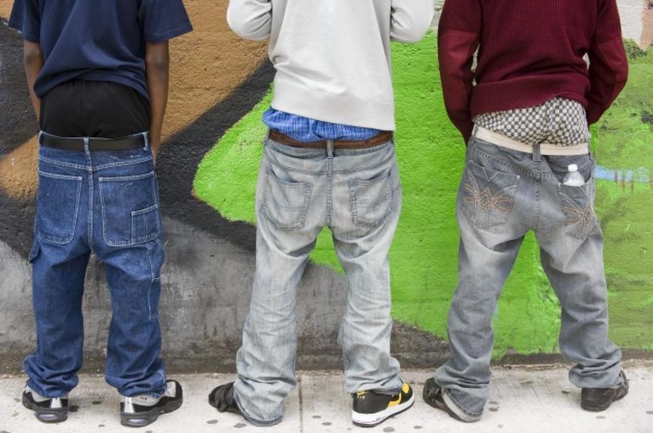 Dress Code fashists: South Carolina to ban saggy pants